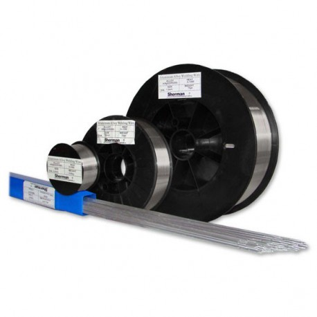 Drut AlMg4,5Mn Ø0,8mm 2kg