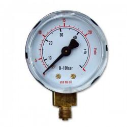 Manometr reduktora mini 20l/min – 50mm Wskaźnik przepływu