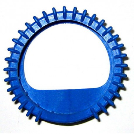 Osłona manometru niebieska tlen gumowa