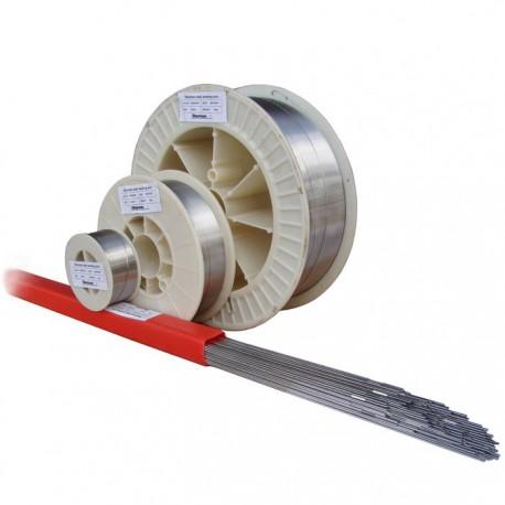 Drut MIG 308LSi Ø 0,8 mm 1 kg Nierdzewny do nierdzewki