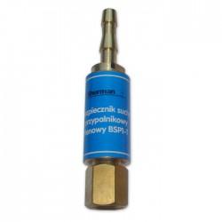 Bezpiecznik gazowy przypalnikowy tlenowy  BSP1-T