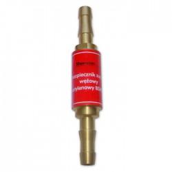 Bezpiecznik gazowy wężowy acetylentowy  BSR1-A