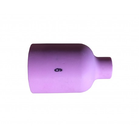 Dysza ceramiczna 57N75 TIG JUMBO (48x9,5) nr 6