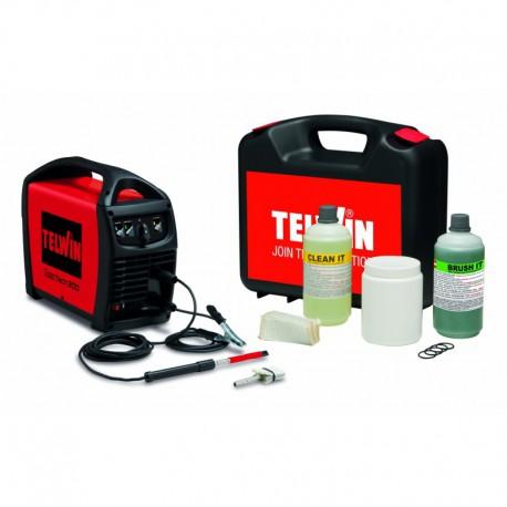 Urządzenie do czyszczenia spoin Telwin CLEANTECH 100