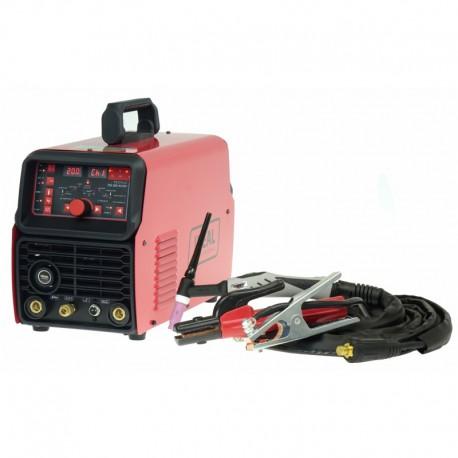Spawarka Ideal TECNO TIG 205 AC/DC PULSE DIGITAL