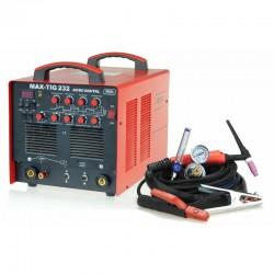 Spawarka Ideal PRAKTIK TIG 200 AC/DC