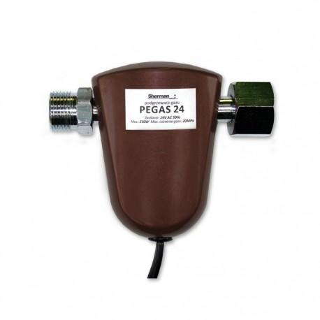 Podgrzewacz gazu PEGAS 24V