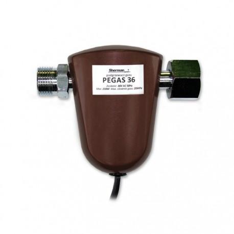 Podgrzewacz gazu PEGAS 36V