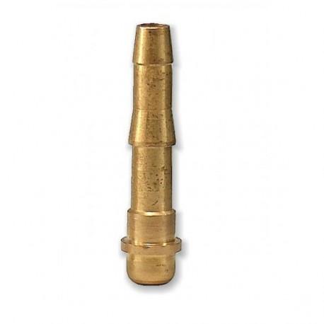 Króciec wylotowy 6,3mm