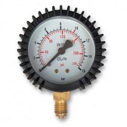 "Manometr Argon/CO2 16bar 1/4"""