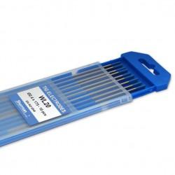 Elektroda wolfr. WL niebieska Ø2,0